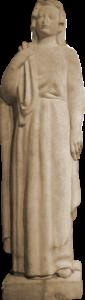 Statue de la Comtesse Adélaïde Trencavel