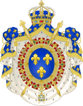 Blason du roi Louis VI